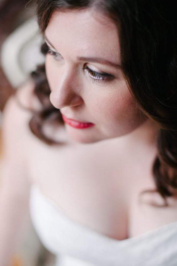 bride preparation videography