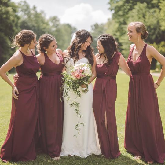 cascading-bouquet-wedding-flowers