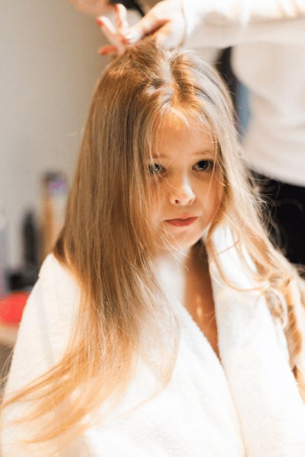 child-hairstyle-wedding