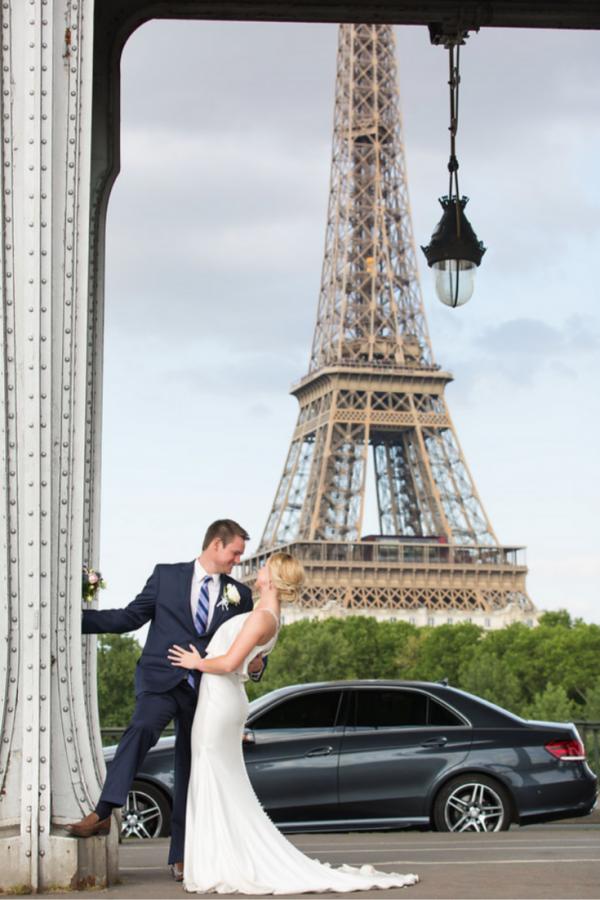 paris wedding car and chauffeur service