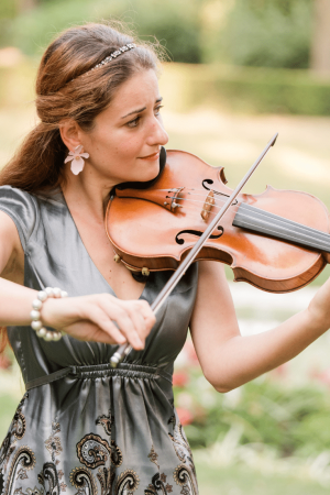 Violin music Paris wedding