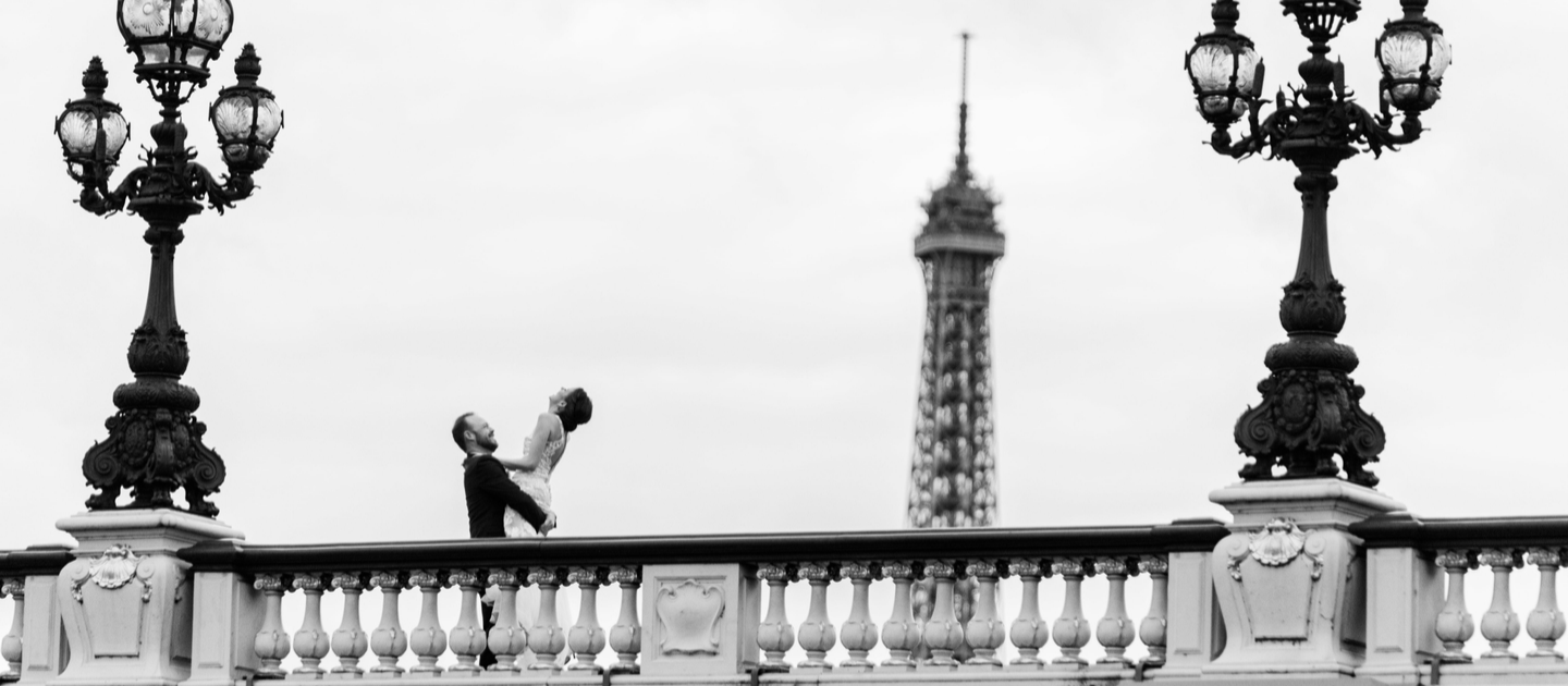 Paris Wedding Planner Service