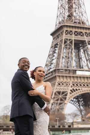 video of paris wedding ceremony
