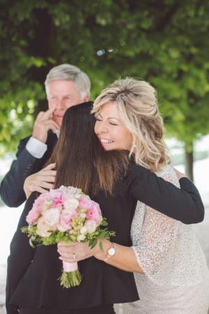 Paris Wedding Day of Coordinator